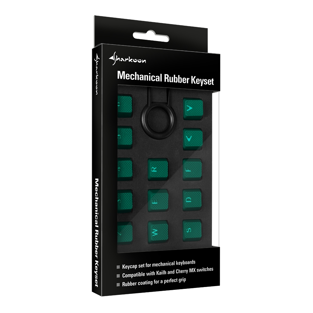 Mechanical Rubber Keyset (25)