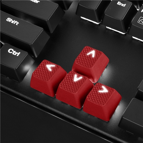 Mechanical Rubber Keyset (9)